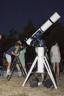 Public Observing Night
