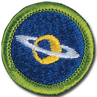 Boy Scout Astronomy Merit Badge